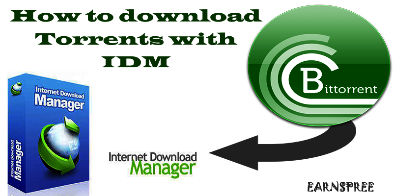 download torrents with idm superfast