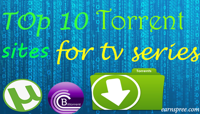 best torrent sites tv series