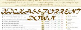 kickass torrent down