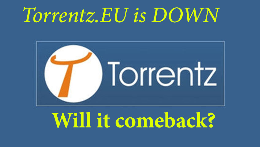 Torrentz.eu down