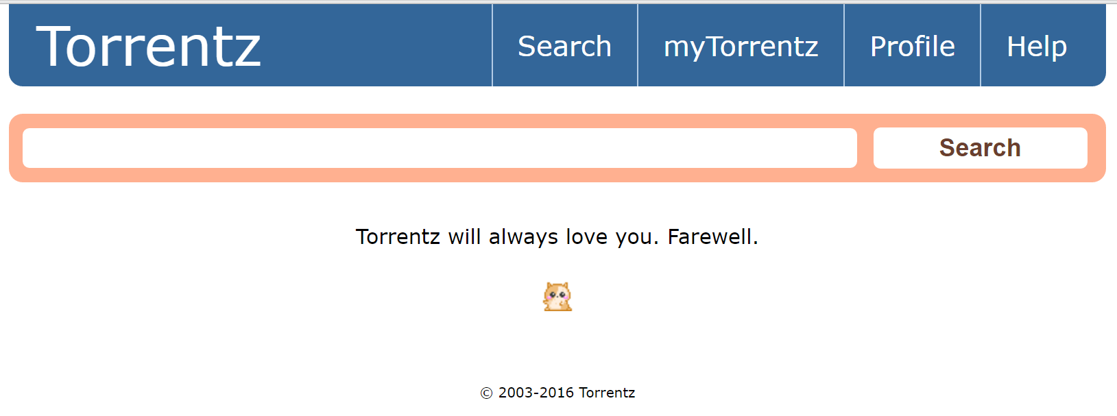 torrentz.eu is down