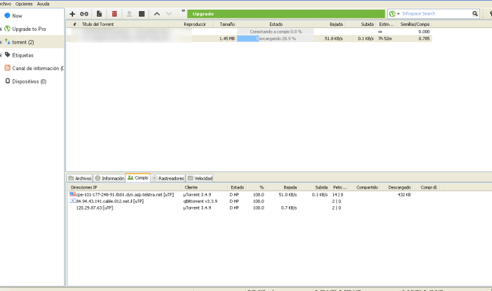 utorrent download anonymously